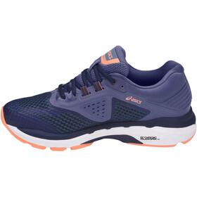 asics GT-2000 6 - Zapatillas running Mujer - violeta/azul